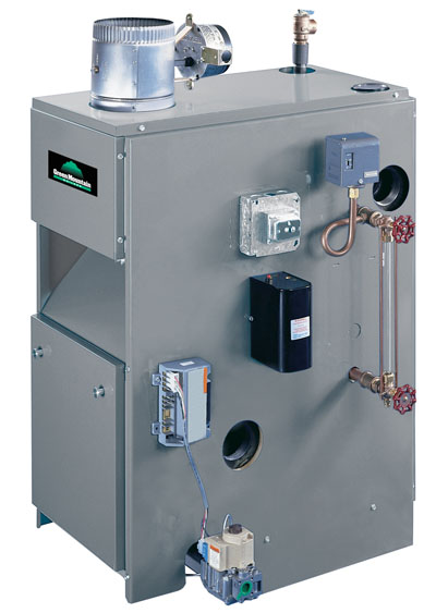 GMGS Series - Gas-Fired Steam Boiler