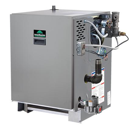 GMPVB Series II - Gas-Fired Water Boiler