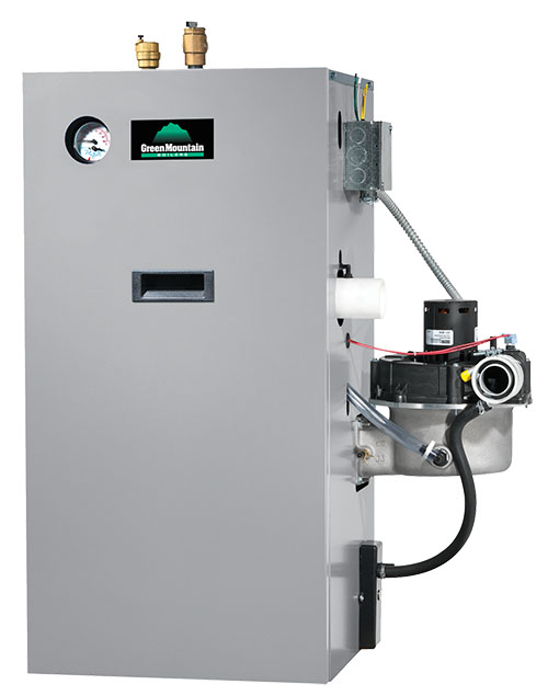 GM90 Series - Gas Fired Condensing Water Boiler