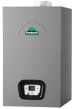 GMH/GMCB Series - Condensing Water Boiler