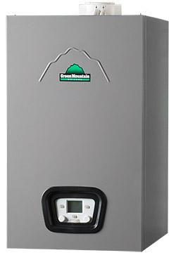 GMHB/GMCB Series - Condensing Water Boiler
