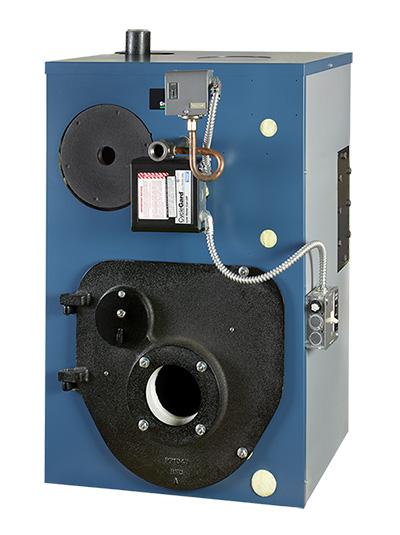 GMSBO Series 2 - Oil Fired Steam Boiler