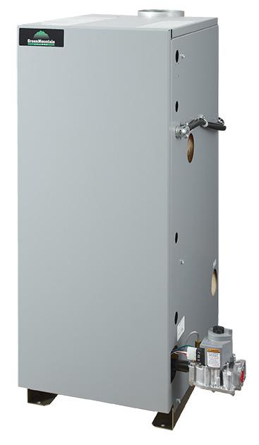 GMGW-K Series Gas-Fired Water Boiler