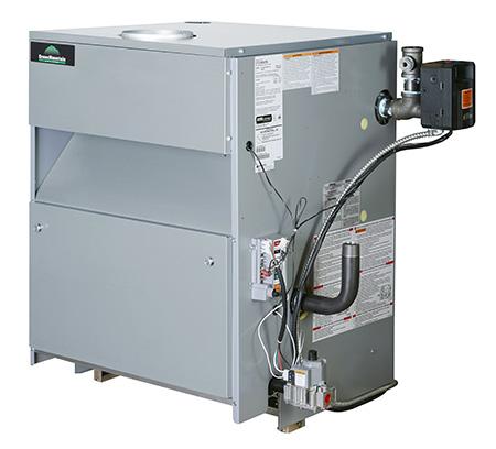 GMGW-8D/9D Gas-Fired Water Boiler